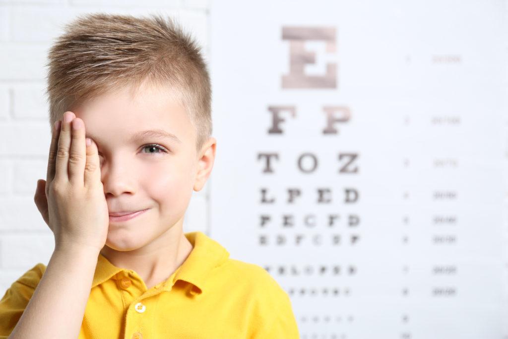 Student vision screening vs a comprehensive eye exam?