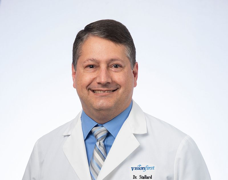 Photo of Dr. Kevin Stallard
