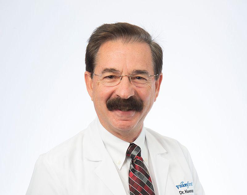 Photo of Dr. Thomas Keenan